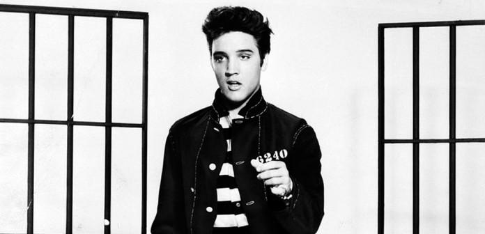 Elvis Presley promoting Jailhouse Rock - (c) Metro-Goldwyn-Mayer, Inc.