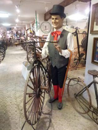 Auf geht's ins Fahrradmuseum nach Retz